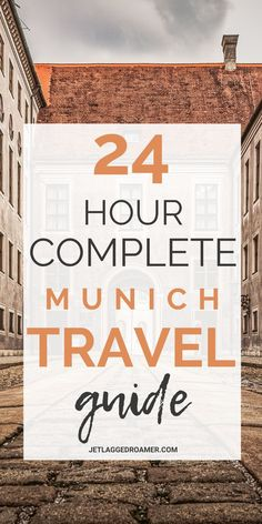 You only have one day in Munich? This is your guide! Read this post and find out the best places to eat and see to get the most out of your in Munich. Best Places To Travel, Best Places To Eat, Cool Places To Visit, Beach Trip, Vacation Trips, Beach Travel, Germany Europe, Germany Travel, Europe Travel Guide