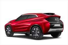 Small SUV van mix and luxurious SUV coupe in front of the test drive - All About Automotive