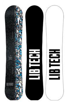 Lib-Tech Terrain Wrecker 157 C2 BTX 17/18 Lib Tech, Snowboard, 18th, My Love, Products, Gadget
