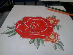 ...rosas...