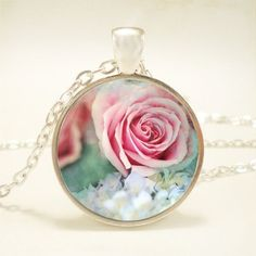 Beautiful Rose Pendant!