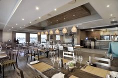 Eyrie Restaurant at Eagle Canyon Golf Club, Johannesburg Honeydew, Golf Clubs, Conference Room, Eagle, Restaurant, Interior, Architects, Furniture, Live