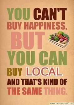 Support your local growers!