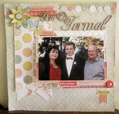 kerrie gurney [it's all about ME]: Australian Scrapbook Ideas #21|  #teresacollins He Said She Said