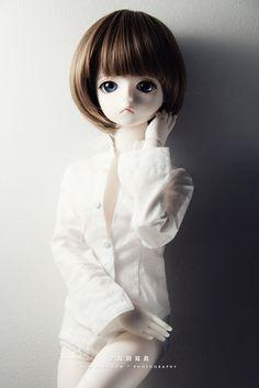 Marta in a white shirt. by Jaehoon Kim on 500px