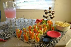 very easy party food