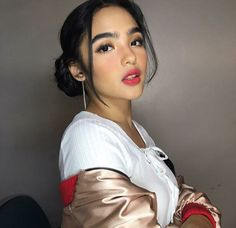 Cute Makeup, Makeup Looks, Pretty And Cute, Celebs, Celebrities, Make Up, Photography, Philippines, Squad