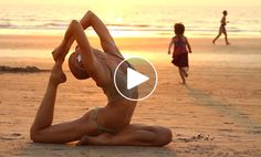 These Are 10 of the Most Beautiful Yoga Videos On the Internet