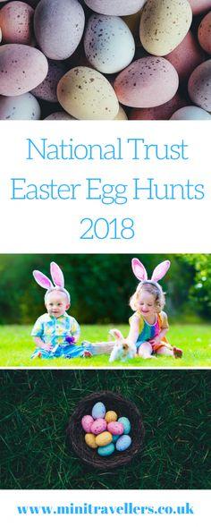 National Trust Easter Egg Hunts 2018 https://minitravellers.co.uk/national-trust-easter-egg-hunts-2018/ #ukftb #familytravel #pbloggers