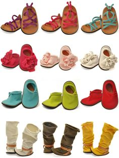 The cutest baby shoes!