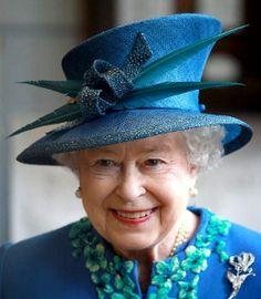 Queen Elizabeth Apr 28, 2010 | Royal Hats