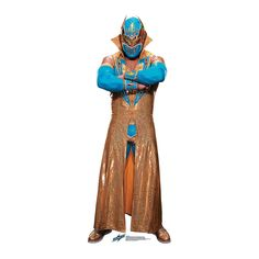WWE Sin Cara Cardboard Stand-Up  sc 1 st  Pinterest : sin cara costumes for kids  - Germanpascual.Com