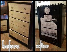 Autumn would love this dresser.
