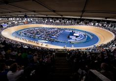 London 2012 Velodrome | Hopkins