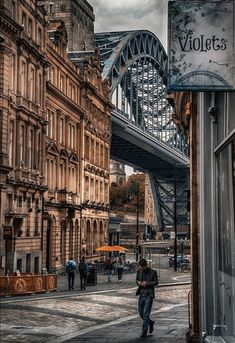 Street Photography, Travel Photography, North East England, Dream City, Ms Gs, Sydney Harbour Bridge, Newcastle, Britain, Coast