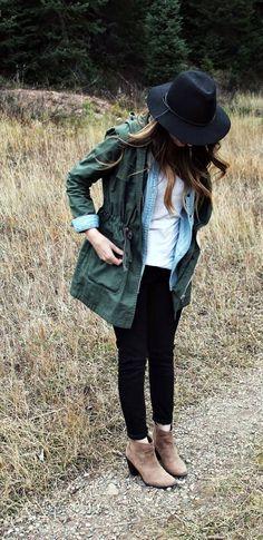 Cute autumn fashion outfits for 2015 (1)