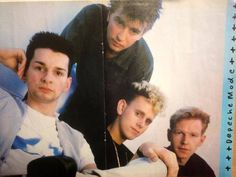 Depeche Mode 1980's