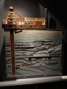 Model of a Coal Mine   A special exihibition in the Centre H…   Flickr