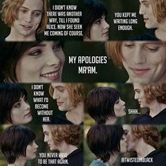 Jasper and Alice from twilight   this is my favorite scene of them!
