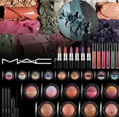 MAC Cosmetics, obsessed with this makeup.