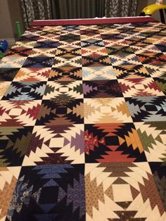 Log Cabin Patchwork, Log Cabin Quilts, Log Cabins, Wool Quilts, Jellyroll Quilts, Scrappy Quilts, Pineapple Quilt Pattern, Pineapple Quilt Block, Quilt Block Patterns