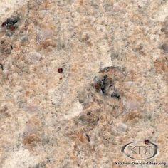Chiffon Granite  (Kitchen-Design-Ideas.org)