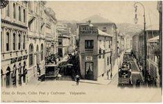 https://flic.kr/p/8LSqFx | postal editada por el estudio de Jorge Allan fotos | JORGE ALLAN , VALPARAÍSO, 1910-1915 Fotógrafo profesional de Valparaíso, poseía un establecimiento comercial ubicado en calle Esmeralda Nº 62 y 64 (antigua Foto Spencer en Valparaíso). En 1910 era el único representante de Kodak, en el puerto. No todas las postales de Allan fueron hechas con sus obras, el imprimio y comercializo los trabajos de muchos fotografos de la epoca.