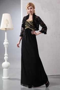 Black A-Line One-shoulder Mother Of Bride Dresses ted1188 - SILHOUETTE: A-Line; FABRIC: Chiffon; EMBELLISHMENTS: Beading , Embroidery , Lace , Sequin; LENGTH: Floor Length - Price: 136.4100 - Link: http://www.theeveningdresses.com/black-a-line-one-shoulder-mother-of-bride-dresses-ted1188.html
