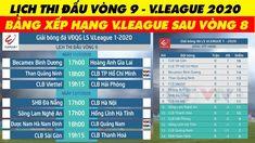 """Vòng 9 LS V- League 2020: """"Cầu thủ thứ 12"""" của Thanh Hóa đối đầu với HLV... Periodic Table, Periotic Table"""