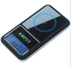 AMPUT 0.01g x 200g Digital Pocket Scale