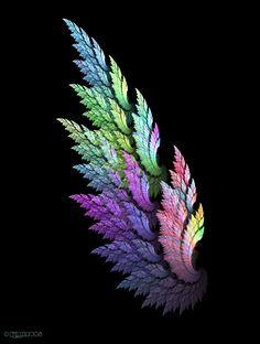 Image from http://img15.deviantart.net/597c/i/2008/194/0/0/rainbow_angel_wing_by_shadoweddancer.jpg.