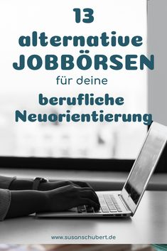Do not the usual pages help you with your job search? Do not you find the new jobs that make sense for you and your life meaningful? Then have a look here: 13 extraordinary pages for your professional reorientation. Home Based Business Opportunities, Neuer Job, Budget Planer, Exam Study, Looking For A Job, Career Advice, Finance Tips, Job Search, Personal Finance