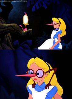 Alice in Wonderland Fan Art: Alice in Wonderland - Fan Arts Disney Dream, Disney Love, Disney Magic, Disney Art, Disney Pixar, Walt Disney, Alice In Wonderland Party, Adventures In Wonderland, Daisy Duck