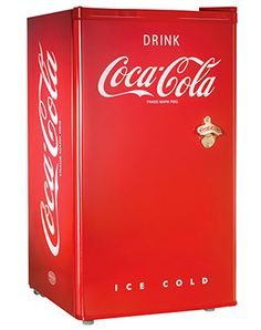 Coca Cola compact refrigerator - $50 off and free shipping!!   Only $179.99!  http://www.coupondad.net/coca-cola-compact-refrigerator-50-off-free-shipping/