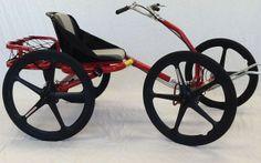 Sacco Dog Cart red