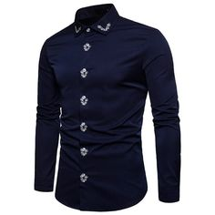 Babykleidung Mädchen Bolubao Mode Polo Shirt Männer Top 2019 Frühling Herbst Männer Polo Shirts Langarm Casual Shirts Male Solid Farbe Shirts