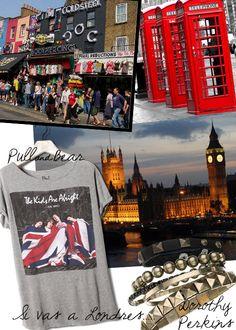 Inspiración... Londres