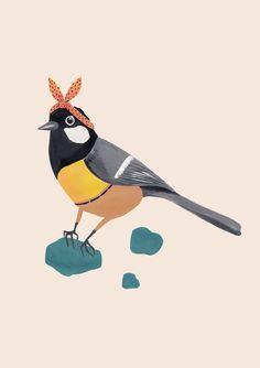 Ilustraciones realizadas para Hermano Gato, mi marca de láminas decorativas e ilustraciones personalizadas por encargo. Para conocer más puedes visitar: www.hermanogato.com