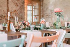Traumhafte Boho Hochzeitsdeko auf Rittergut Orr | Blog by OctaviaplusKlaus
