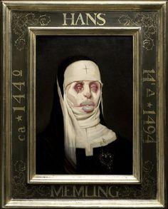 Hans Memling, portrait de Michaël Hussar (?)