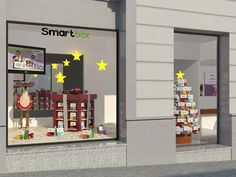 escaparate smartbox navidad 2012 renders