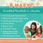 8 NAEYC Accredited Preschools in Houston