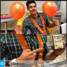 Thanks for visiting Avon Davao, Xian! Go, #TeamAvonLife! #Repost from @xianlimm!