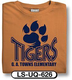 Design Custom School Spiritwear T-Shirts f9c21c5b8