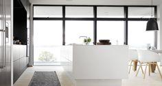 Udsigt til et godt køkkenliv i Stensballe | JKE Design