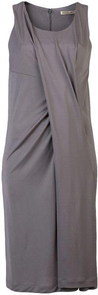 Sleeveless Dress - Lyst
