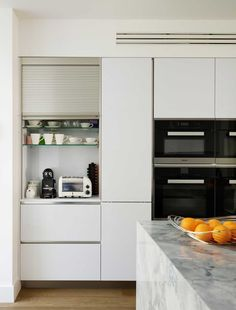 Whether you have a large or small kitchen space, being able to move freely is key. Discover five things to consider when positioning your appliances. Kitchen Units For Sale, Free Standing Kitchen Units, Kitchen Triangle, Freestanding Kitchen, Open Plan Kitchen, Kitchen Ideas, Kitchen Helper, Small Appliances, Kitchen Storage