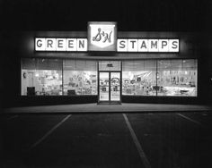 S & H Green Stamps store - Tallahassee Photo Vintage, Vintage Ads, Vintage Stores, Vintage Stuff, Vintage Advertisements, My Childhood Memories, Sweet Memories, Dere, Oldschool
