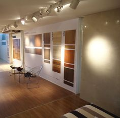Exhibición de productos #Showroom #decoracion #diseño #tecnologia #innovacion