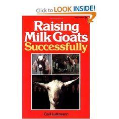 Raising Milk Goats